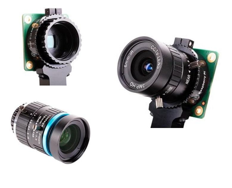 FAR543 Raspberry Pi High-Quality Camera FAR543 inline