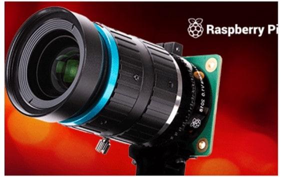FAR543 Raspberry Pi High-Quality Camera FAR543 thumbnail min