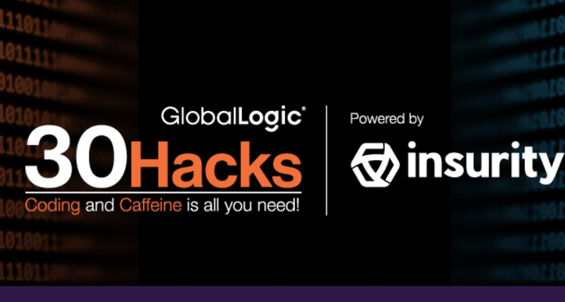 GlobalLogic announces 14th edition of the '30Hacks' Hackathon in India
