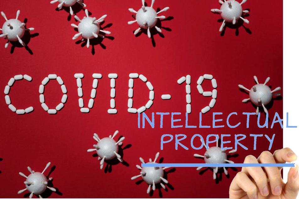 Impact Of Covid 19 On Intellectual Property Matters In India min