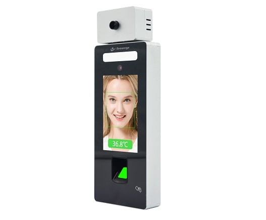 Secureye contactless 6 in 1 Dynamic Thermal Face Recognition min
