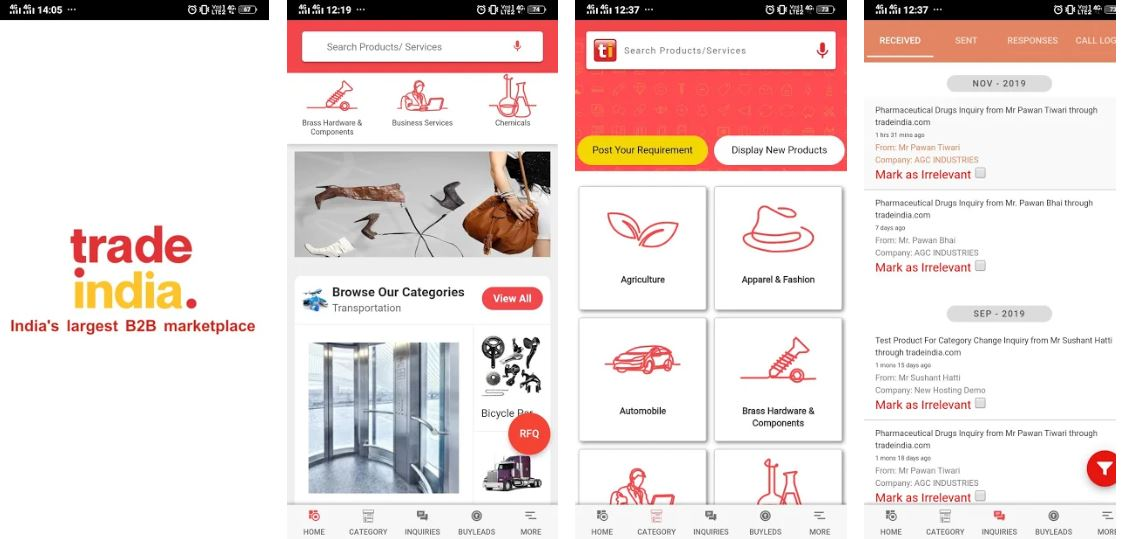 TradeIndia launches an updated version of its app in 6 vernacular languages