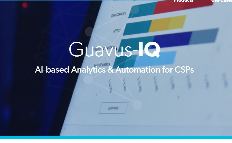 Guavus Unwraps New AI based Analytics and Automation Products for CS