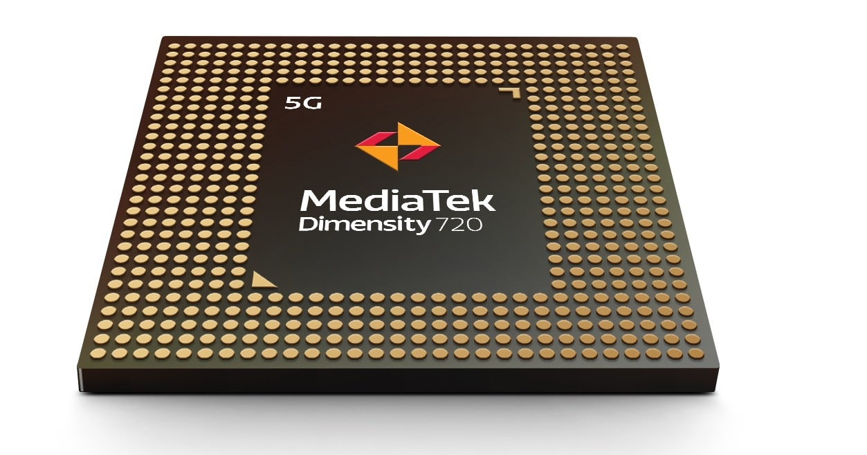 MediaTek Dimensity 720 min