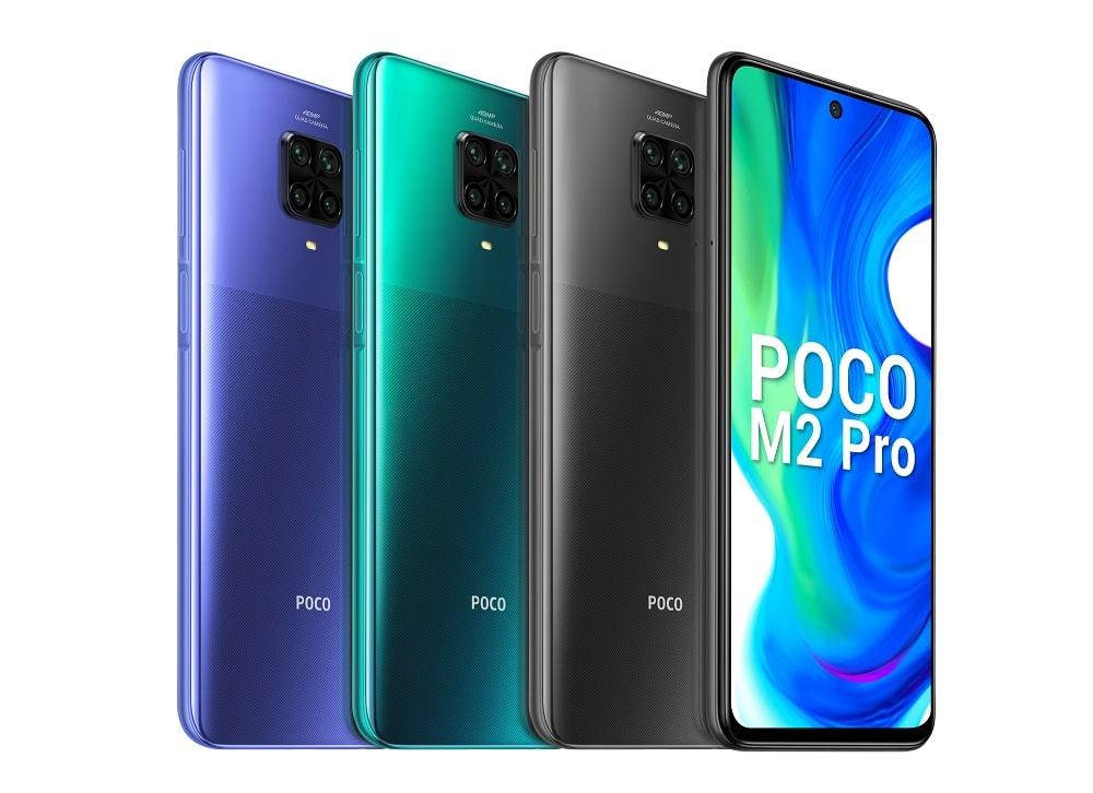 POCO M2 Pro All Colours min