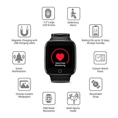 Syska SW100 Smart Watch