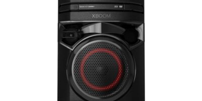 LG unveils new XBOOM ON2D party speakers