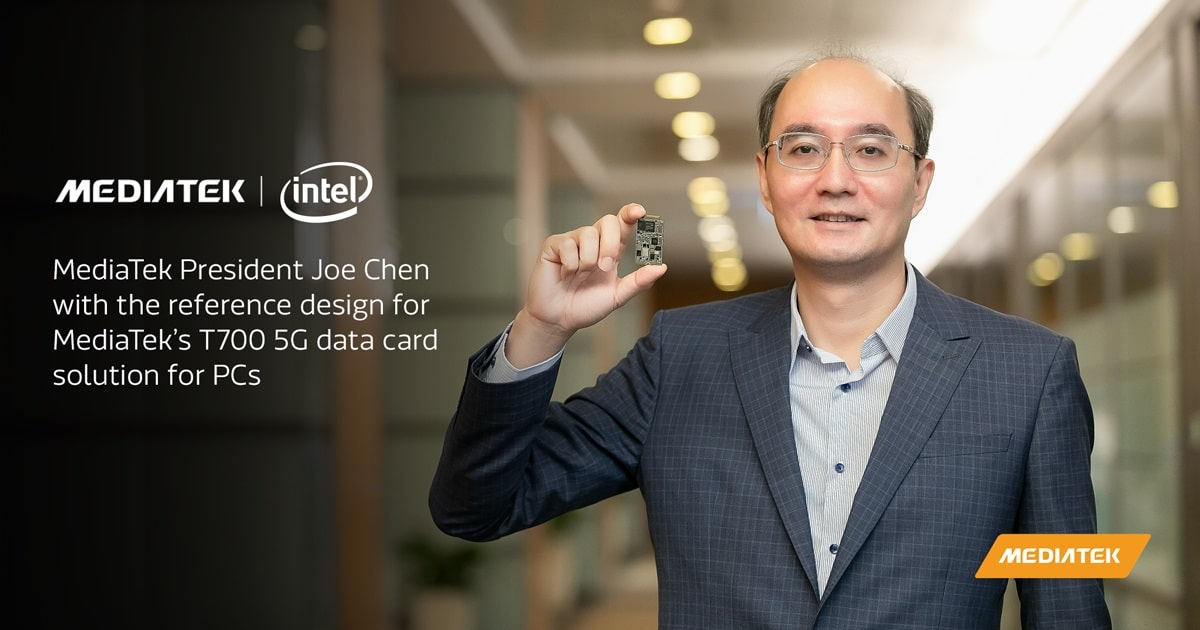MediaTek and Intel Advance Partnership to Bring 5G to Next Generation of PCs min
