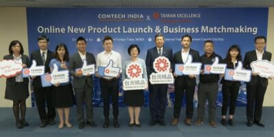 Taiwan Excellence and COMTECH INDIA join hands