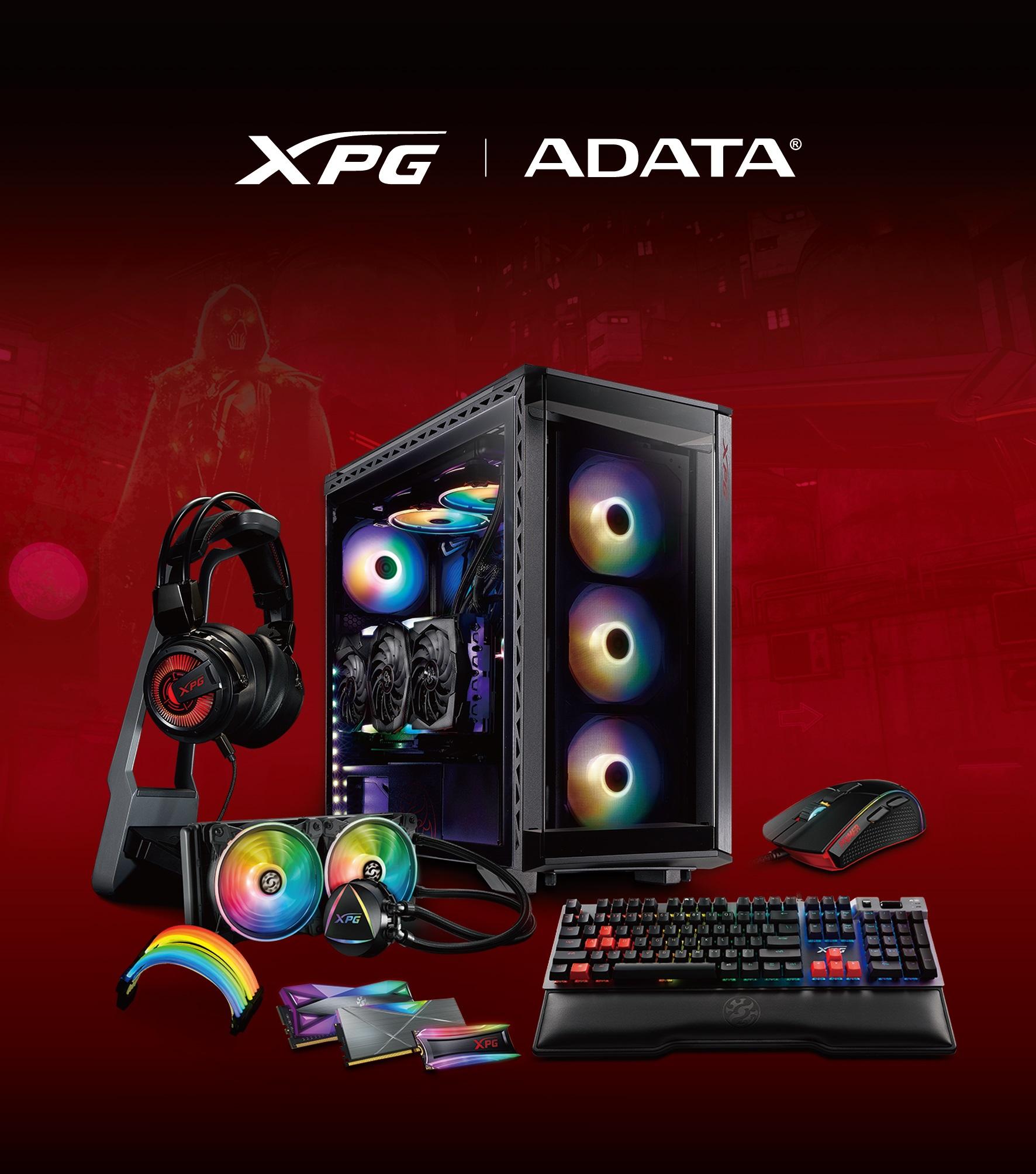 XPG Full series photo HR
