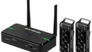 AverMedia AW315 Wireless Microphone for Teachers
