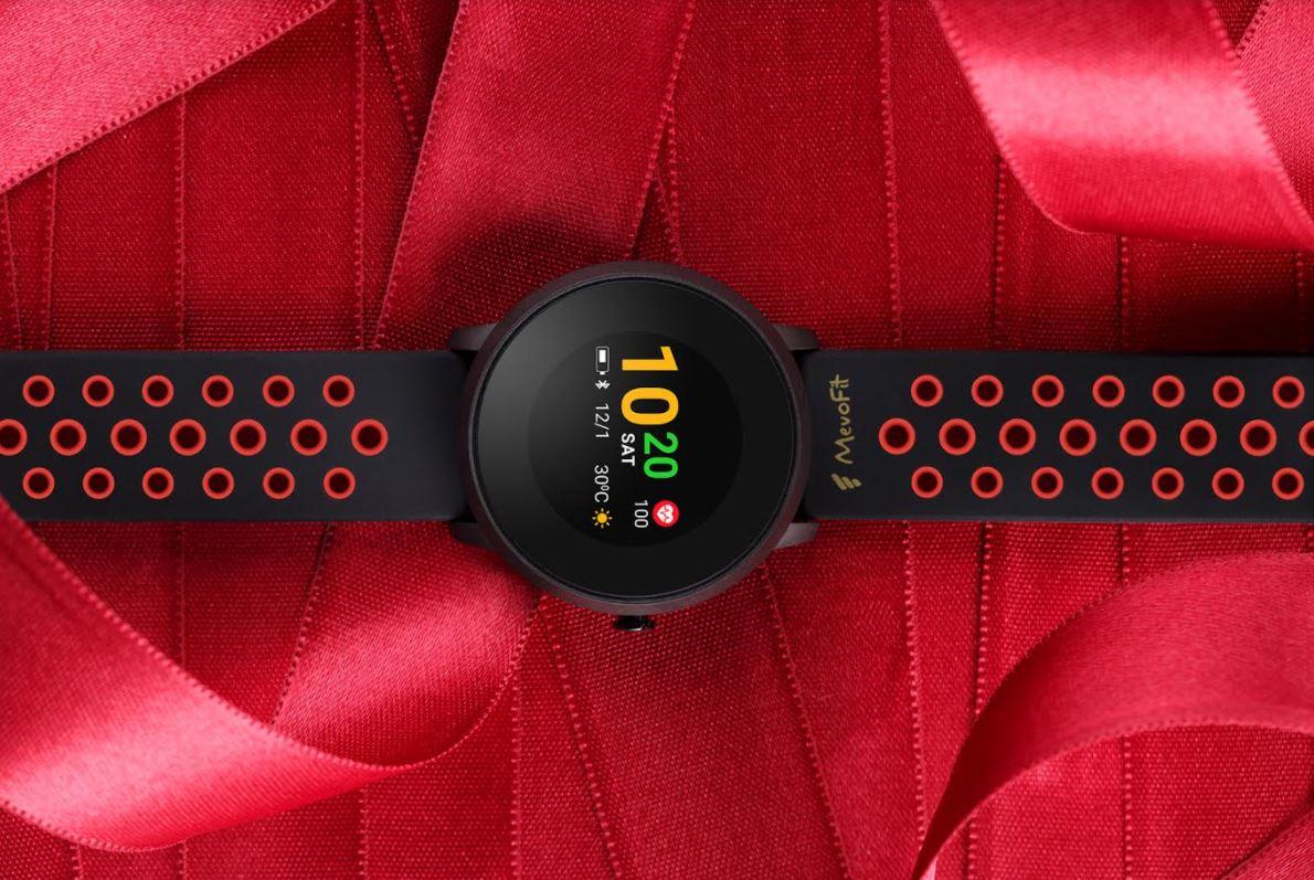 MevoFit Race Dive Smartwatch is your perfect partner to achieve fitness goals