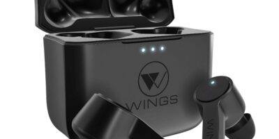 Wings Techno Wireless Bluetooth 5.0 earbuds