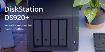 Synology Introduces the DiskStation 20+ Series in India