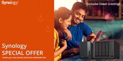 Synology NAS is giving discount on NAS boxes
