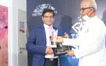 Best Power Equipments BPE Won SME ICON Awards by Times Group