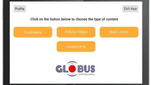 Learn On Tab solution unveiled by Globus Infocom for Students