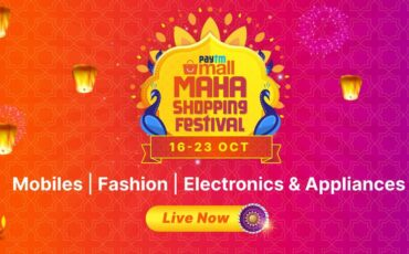 Paytm Mall announces its Maha Shopping Festival with a special focus on MSMEs