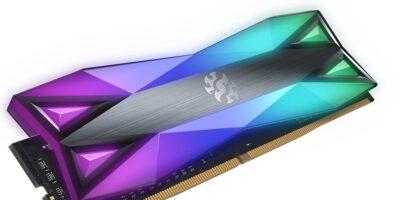 XPG launches SPECTRIX D60G DDR4 RGB Memory Module min