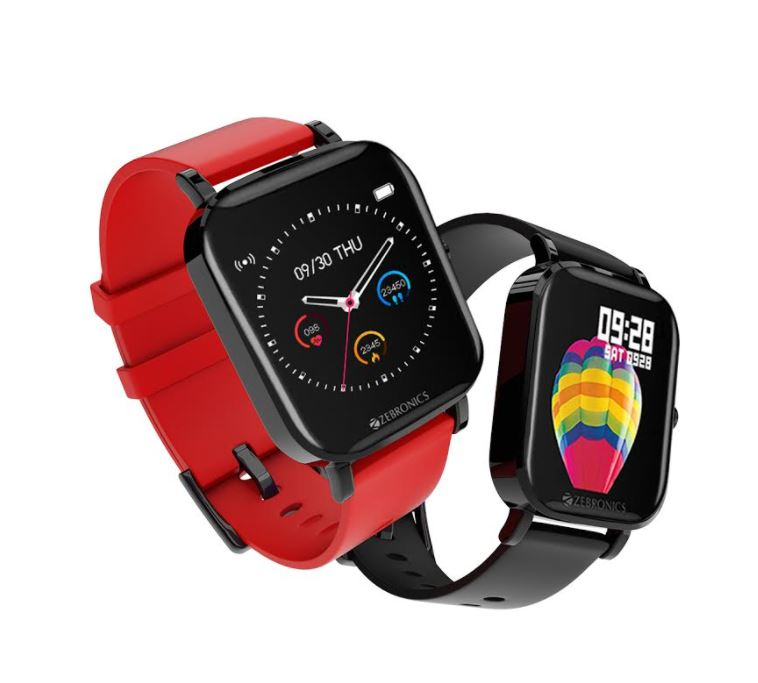 Zebronics launches ZEB FIT920CH smart fitness band