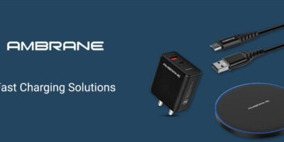 Ambrane introduces range of Fast Charging Solutions in India