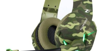 An all new extensive range of 10 Gaming Headphones launched by ZOOOK in India