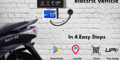 BattRE Introduces Innovative Low Cost RE Charge Stations