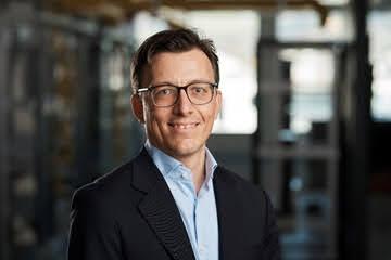Robert Merki CTO and member of the Executive Board RM