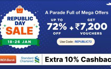Paytm Mall Republic Day Sale