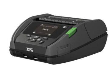 TSC Printronix Auto ID Launches Mobile Printers Alpha 30L Alpha 40L in India