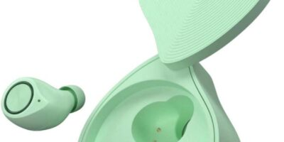 Boom Audio Unveils Boom Shell HD Sound TWS 5.0 Bluetooth earpbuds green