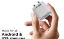 Portronics launches Adapto 20 a 20W Wall Adaptor
