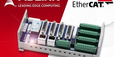 ADLINK Launches New EtherCAT Modules Completing the EtherCAT Solution for Industrial Automation min