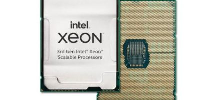 New 3rd Gen Intel Xeon Scalable processors