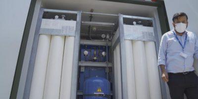 Aerospace oxygen trucks min
