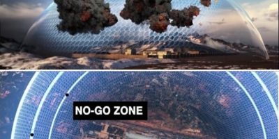 Inderjall India Drone Defence Dome system