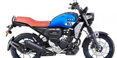 Yamaha Launches Neo Retro Motorcycle FZ X min