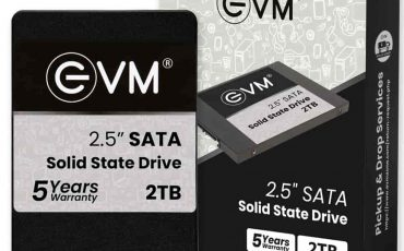 EVM Announces High Performance 2.5 SATA SSD in India