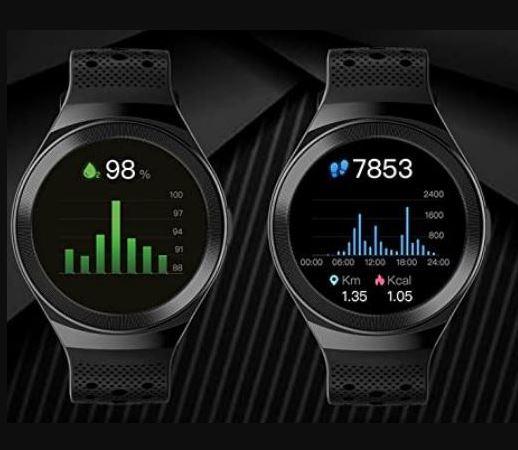 Gizmore Launches Smartwatch GIZFIT 910