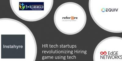 HR tech startups revolutionizing Hiring game using tech min