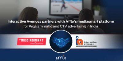 Interactive Avenues partners with Affles mediasmart platform min