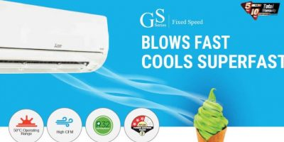 Mitsubishi Electric India Announces MS GS Series and MSY JS Series min