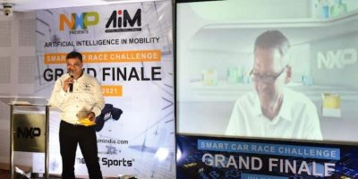 NXP India Organises Smart Car Race Design Challenge 2021 min