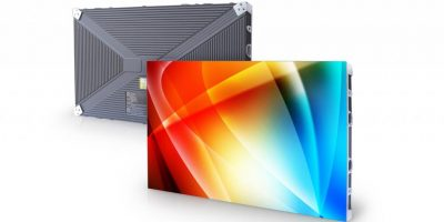 Sharp NEC launches dvLED splicing display large screen