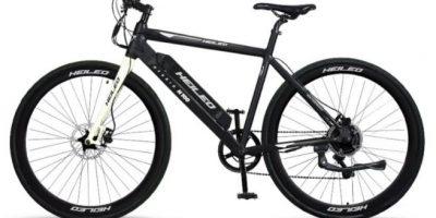 Toutche launches its 'Heileo H100 Hybrid electric bike min