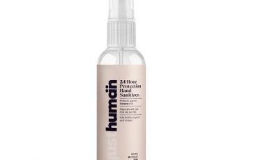 stay sanitized for 24 Hours with Just Human min