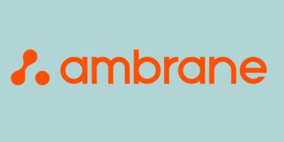 Ambrane New logo