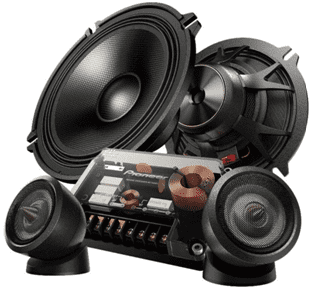 New Pioneer TS VR170C Hi Res Special Edition Speakers min