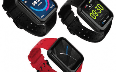 Molife Sense 320 a made in India smartwatch