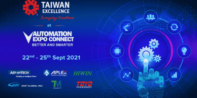 Taiwans top brands in Automation Expo Connect 2021
